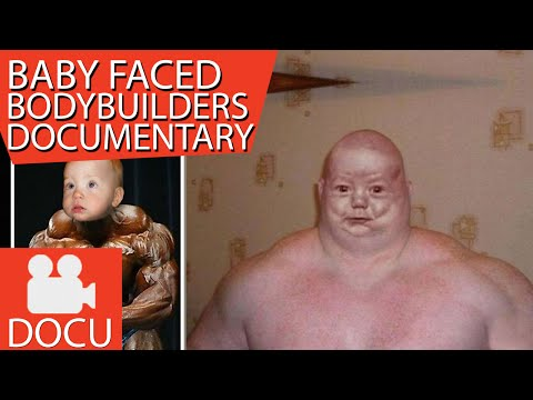 BABY FACED BODYBUILDERS - DOCUMENTARY