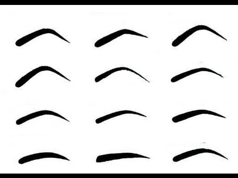 удаление волос на бровях