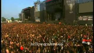 helloween are you metal wacken oficial 2011