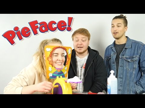 PIE-FACE-CHALLENGE ft. mmiisas&Vinkare