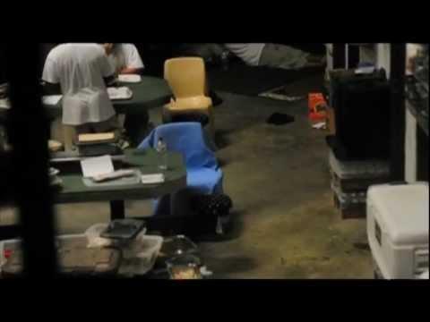 Guantanamo Camp 6 Mealtime