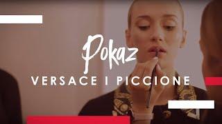 Pokaz Versace i Piccione w hotelu Bellotto - backstage [SEPHORA]