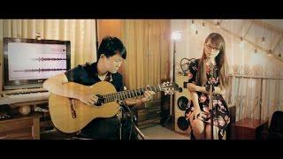 Chờ - Ái Tâm ft. Mitxi Tòng (Acoustic Cover)