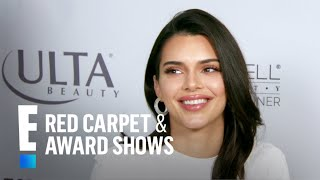 Kendall Jenner Teams Up With Formawell Beauty   E! Red Carpet & Award Shows