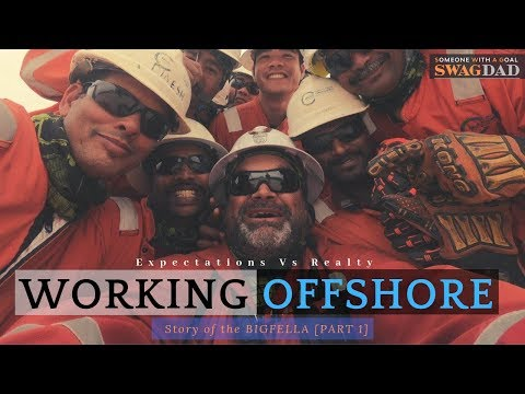 WANT TO WORK OFFSHORE? WATCH THIS! ( PART 1/2 )