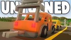 Unturned CAR CUSTOMIZATION MOD! (Wings, Exhaust, Vents, Scoops, Splitters, & More)