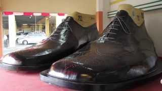 Largest Shoes in the Philippines - Philippine Book of Records