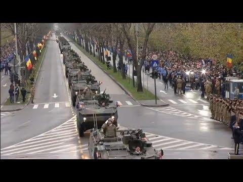 Romania National Day 2017 - Military Parade