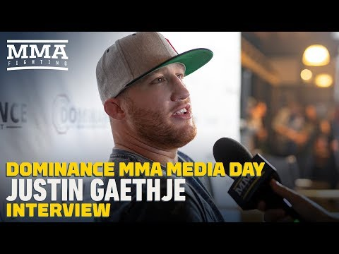 Justin Gaethje cares more about fighting Khabib Nurmagomedov than for UFC title