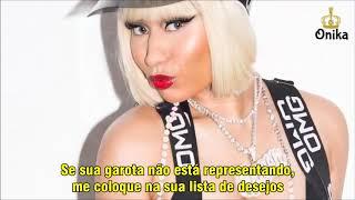 Nicki Minaj - Rich Sex (Feat. Lil Wayne) [Legendado/PT/BR]