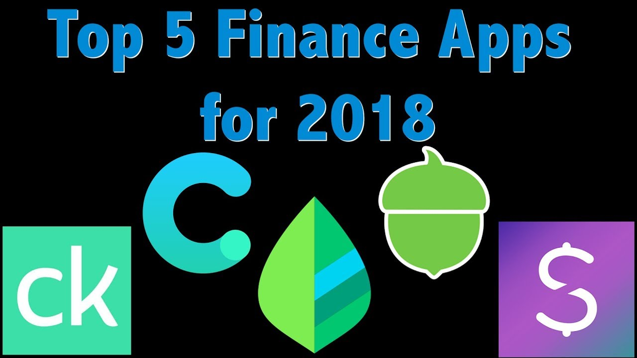 Top Personal Finance Apps for 2018 — Achieve Your Money Resolution