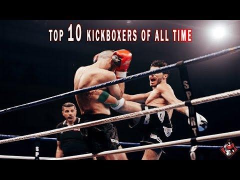 Kickboxing | Top 10 kickboxers of all time