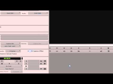 Learn Media Composer Lesson 7: Capturing Part TWO