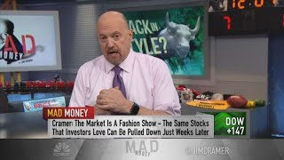 Jim Cramer: Plan to buy these digitization plays 'on the way down'