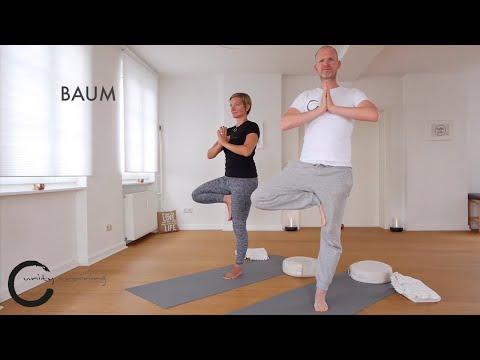 Woche 1 - Glücklich, gesund und voller Energie! Dein Online Hatha Yogakurs