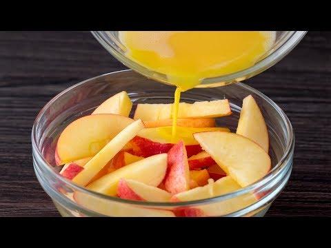 tranchez-les-pommes-et-mettez-les-dans-un-bol.-vous-le-ferez-encore-et-encore.-|-savoureux.tv