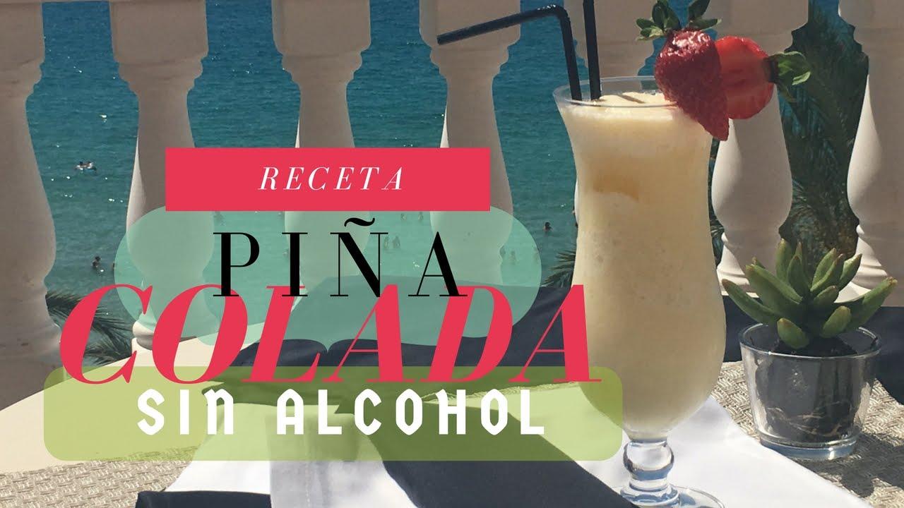 Cómo Preparar Piña Colada Sin Alcohol Paso A Paso Jazmin Y Canela