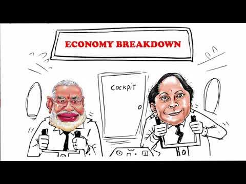 Download Lagu  Economy Breakdown Under Modi Govt | This is Modi's New India Mp3 Free