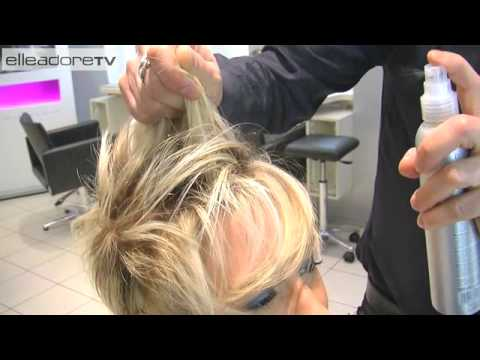 Coiffure Cheveux Courts Version Rock ! / Short Hair Styles : Rock