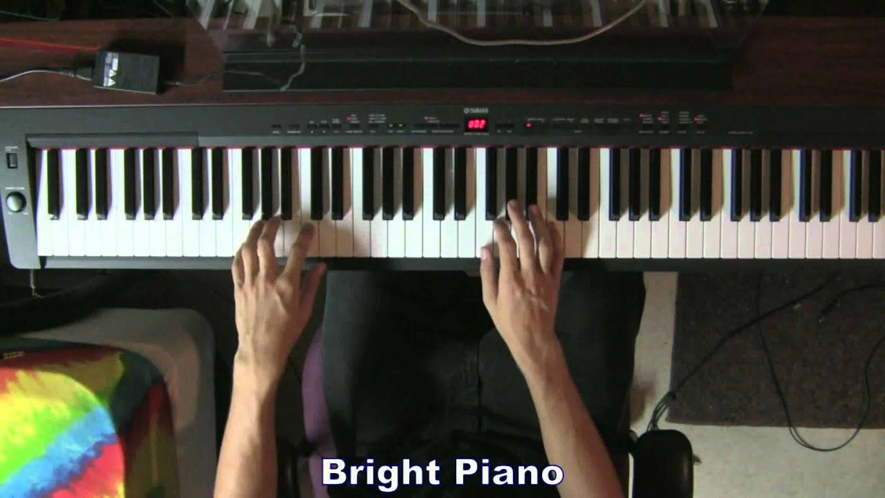 Yamaha P155 Digital Piano Review