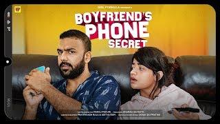 Boyfriend's Phone Secret ft. Tharun Bhascker | Meeku Matrame Chepta | Girl Formula | Chai Bisket