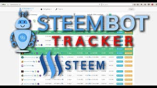#SteemBotTracker and What YOU Need to Know About It