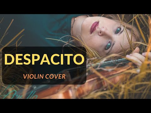Despacito Violin Cover (FREE SHEET MUSIC + fingerings)