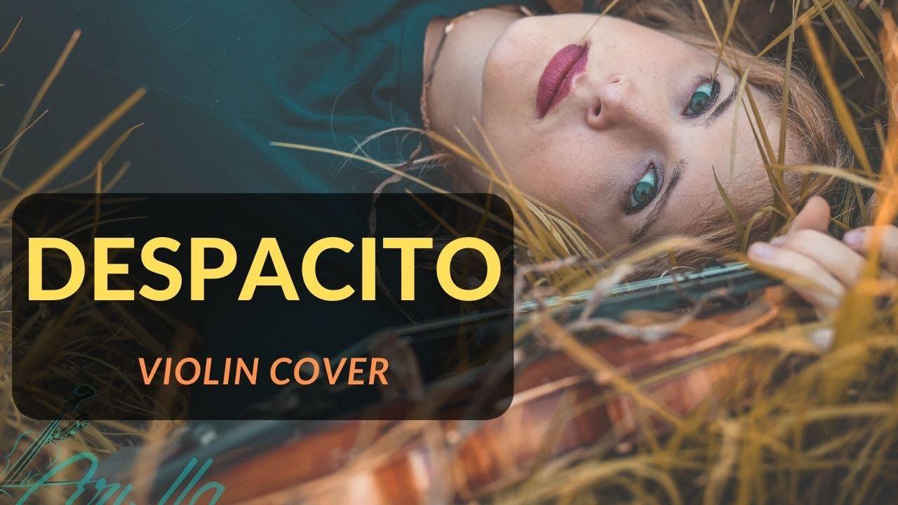 Despacito Violin Cover (FREE SHEET MUSIC + fingerings)