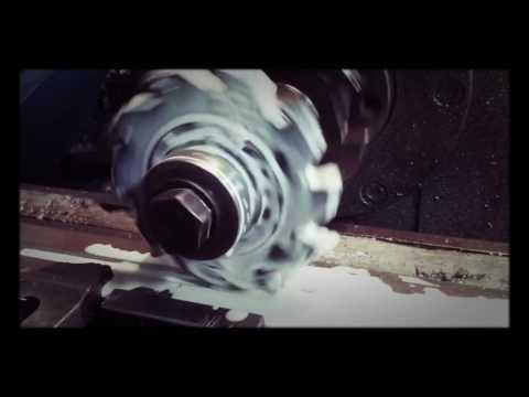 Обработка износостойкой стали #Hardox