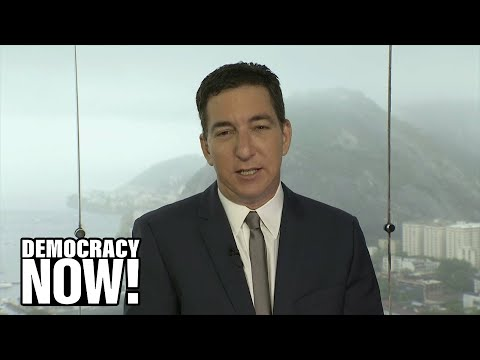 Glenn Greenwald on U.S. Hacking, Edward Snowden, the Dangers of Obsessing over Russia & More