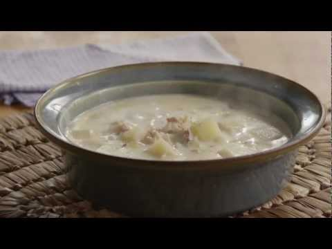 How to Make New England Clam Chowder | Allrecipes.com