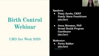 Birth Control Q&A: Question 1