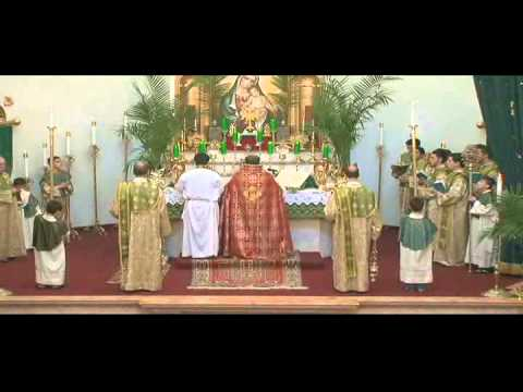 Palm Sunday - St. Mary Armenian Apostolic Church