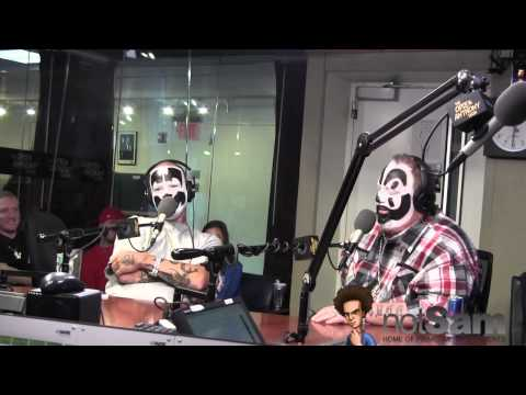 ICP with Sam Roberts explaining Miracles, Suing the USA, Lyrics, Tila Tequila, and Juggalos