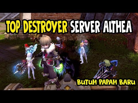 TOP Destroyer server althea kennichi butuh papah baru |