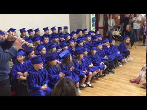 St. Michael's Nursery School Song
