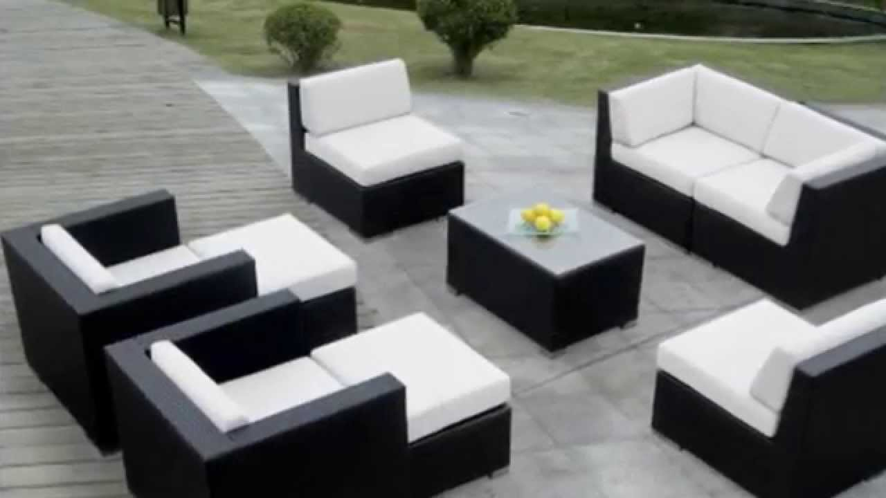 Best Price Ohana Collection Pnc2005a 20 Piece Outdoor Sectional Sofa