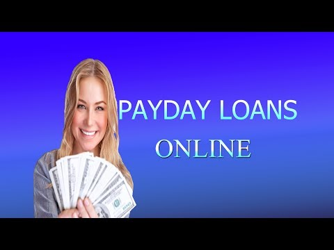 Payday Loans Online - Same Day Guaranteed Approval! No Credit Check (mishalimona) from YouTube · Duration:  1 minutes 20 seconds