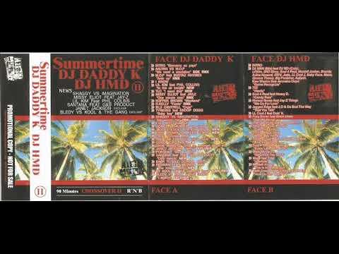 Dj Daddy K & Dj HMD - Summertime Vol 2 (K7) 01 - Intro