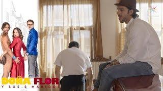 Resumen: Valentín no siente nada al estar con Flor | Doña Flor y sus 2 maridos - Televisa