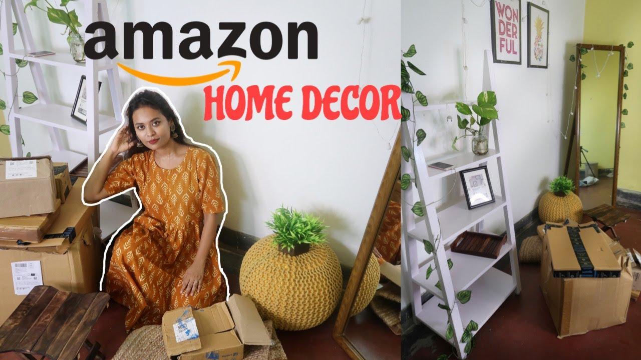 OMG 😱 Rs. 22k Ki chij ONLY Rs.11k | Amazon Home Decor 🏡 Haul | Money Saving TIPS & IDEA