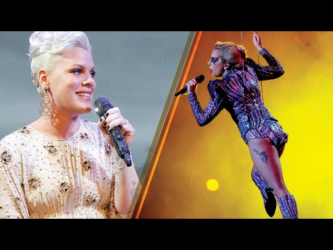 Pink Reacts to Lady Gaga's Super Bowl Halftime Show Performance, Shuts Down Haters
