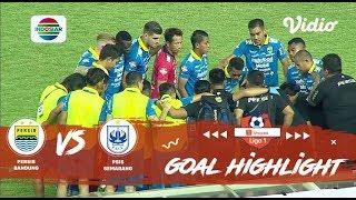 Persib Bandung  (2) vs (1) PSIS Semarang - Goals Highlights | Shopee Liga 1