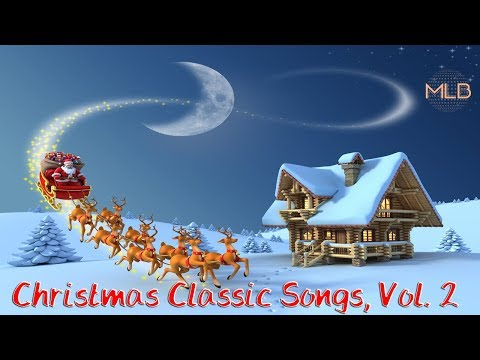 Christmas Classic Songs Vol. 2 (4 Hours of Non Stop Music) - Music Legends Book