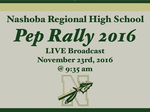 Nashoba Regional High School Pep Rally 2016