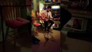 "Brendan Fletcher Original song "" One More Drink"""