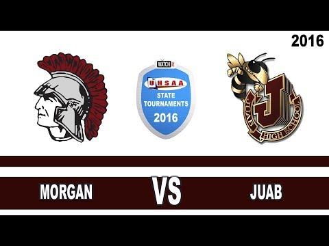 Girls Basketball: Morgan vs Juab High School