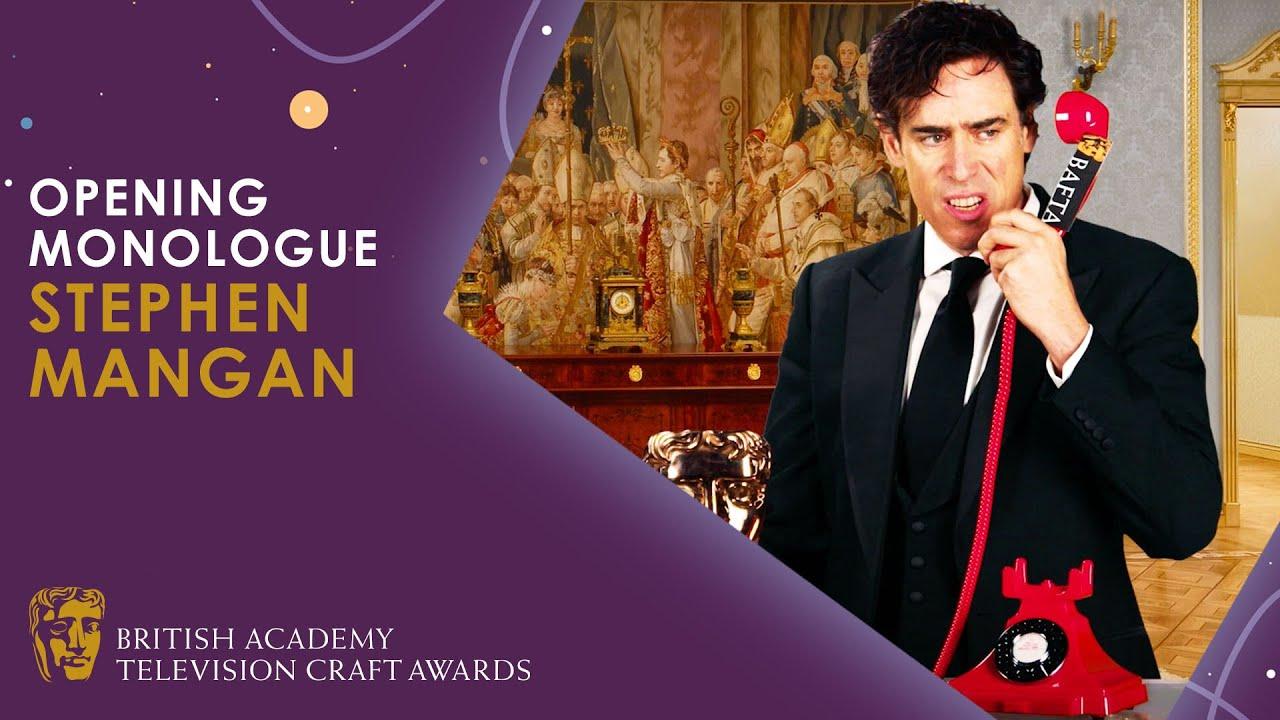 Download Stephen Mangan's Hilarious Lockdown Monologue   BAFTA TV Craft Awards 2020
