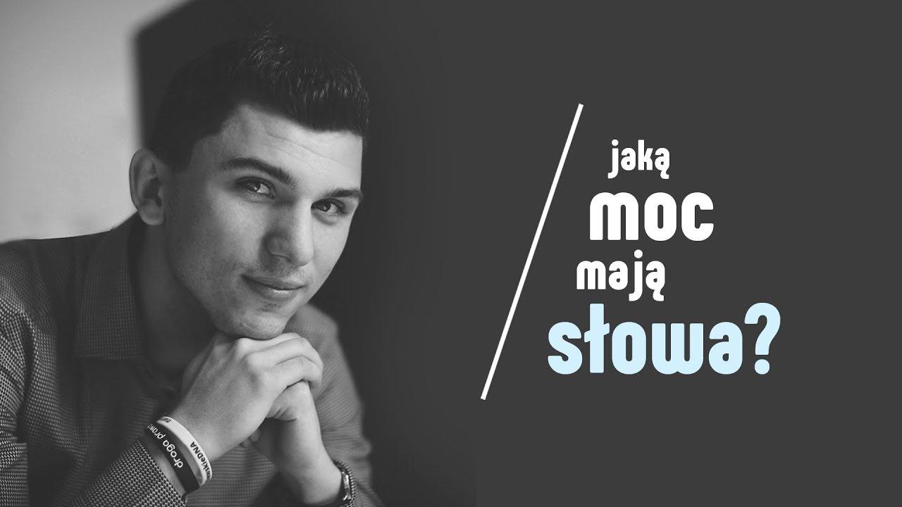 Jaką Moc Mają Słowa Marcin Zieliński