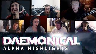 Daemonical - Alpha Testing Highlights